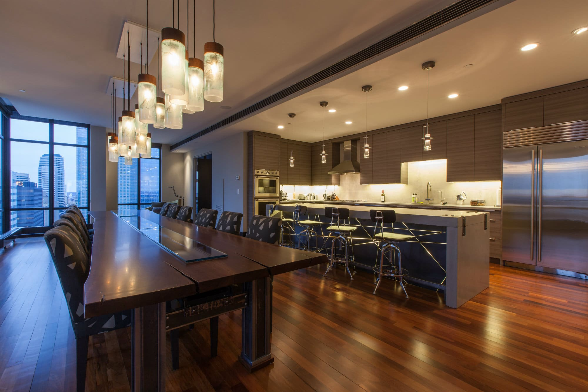 Downtown Minneapolis Loft Remodel Honey Doers Kitchen And Bathroom Remodeling